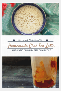 Chai tea latte benefits