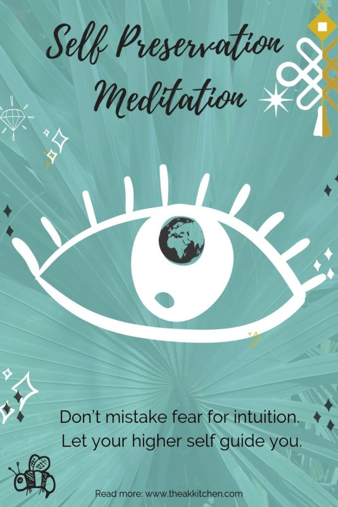Manifestation meditation journal entry
