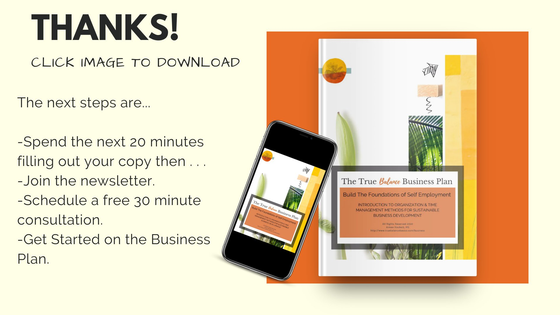 free business download