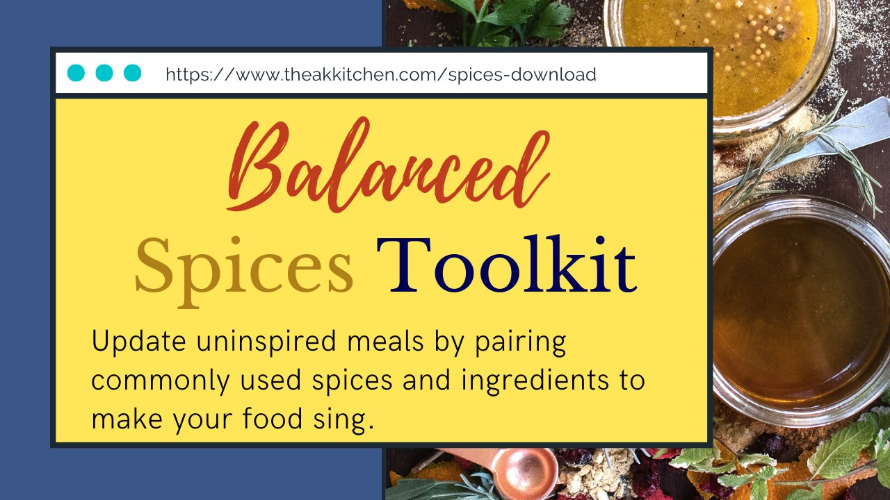 ultimate spice and flavor guide