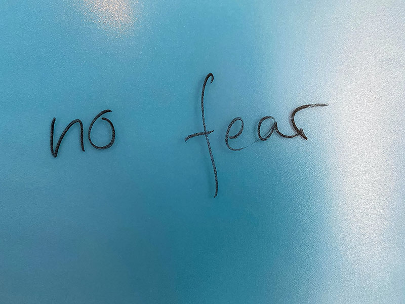 fear podcast