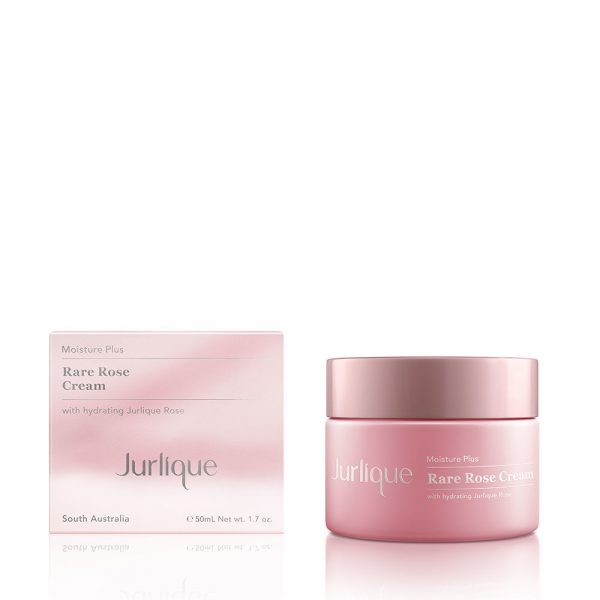 Moisture Plus Rare Rose Cream