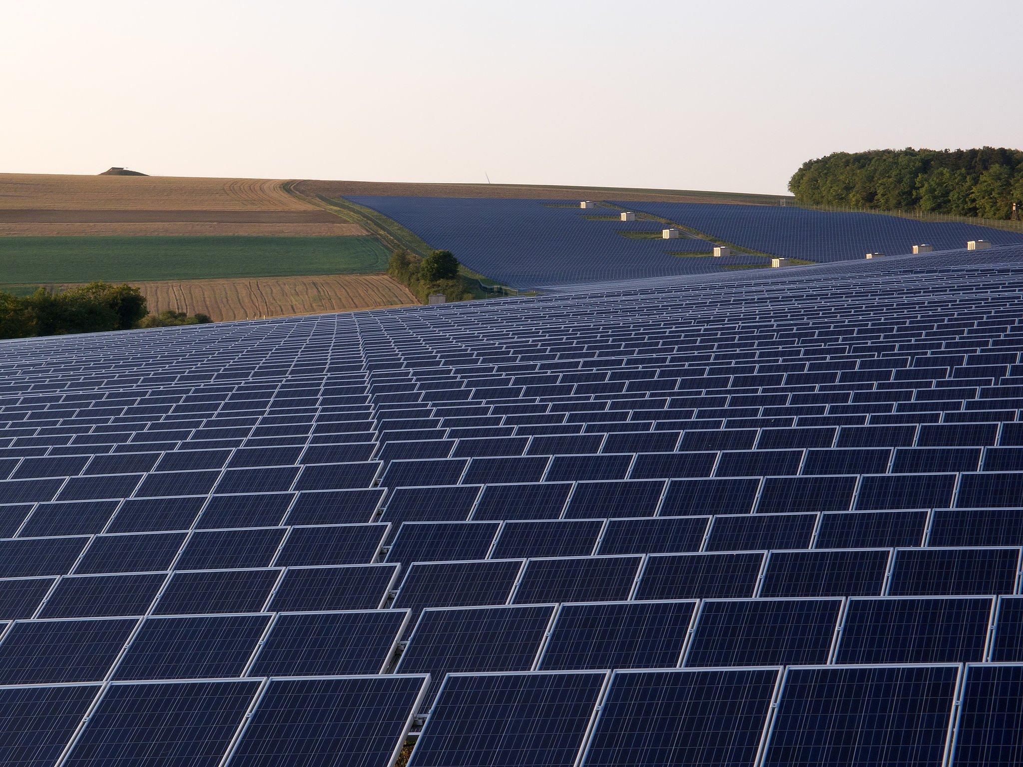 THE FUTURE OF SOLAR ENERGY IN ALEPPO