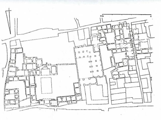 Palace sketch (1950)