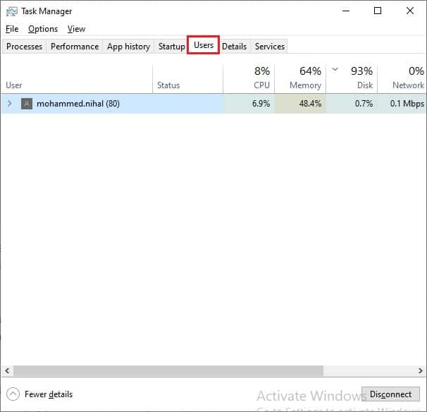 How to Open Task Manager in Windows 10