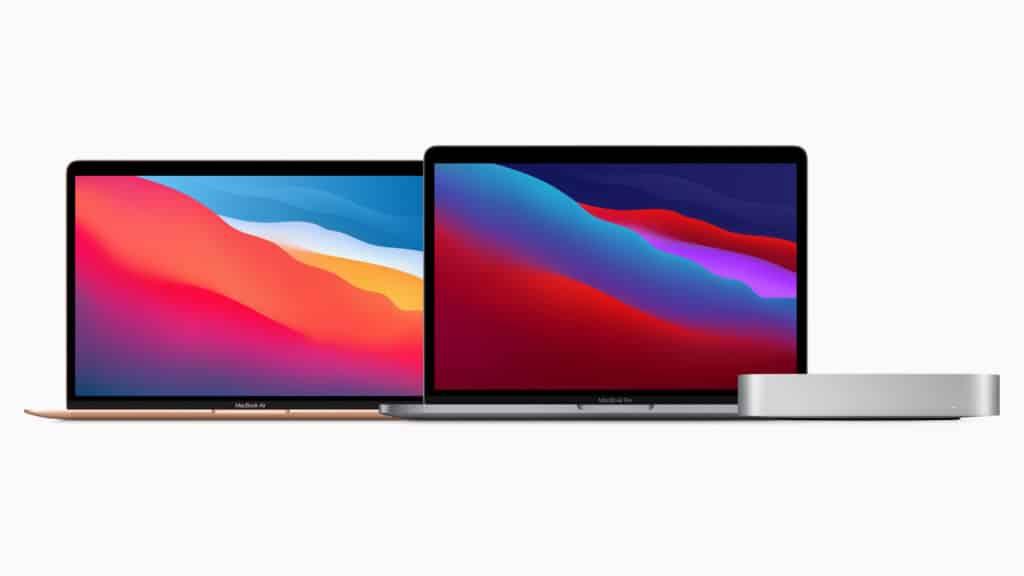 Apple เปิดตัว MacBook Air, MacBook Pro รุ่น 13 นิ้ว และ Mac mini รุ่นใหม่ ที่มาพร้อมชิพ M1