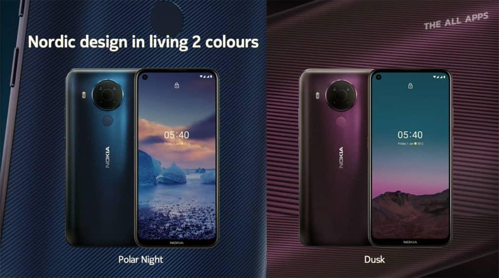 HMD Thailand เปิดตัว Nokia 5.4 พร้อมวางขายแล้ววันนี้ ราคา 5,990 บาท