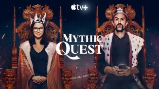 "Apple TV+ จะเปิดฉายซีซั่นพิเศษของซีรีส์แนวคอมเมดี้ยอดฮิต ""Mythic Quest"" ในวันศุกร์ที่ 16 เมษายน"