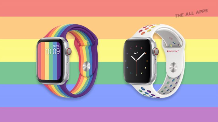 Apple Watch Pride Edition