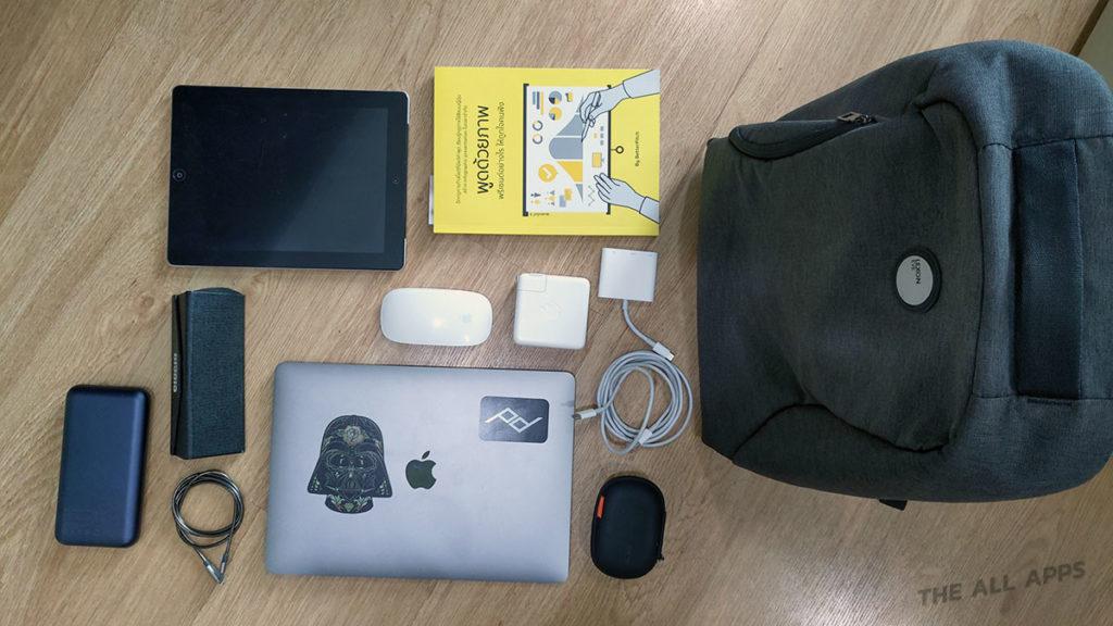 LEXON Eve Backpack