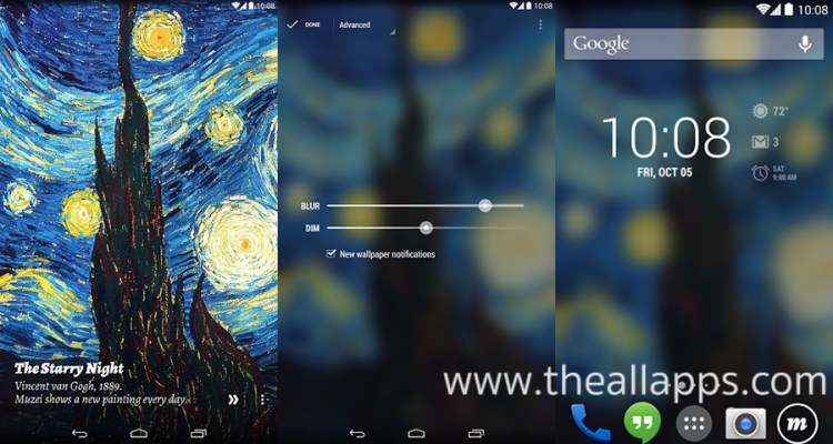 Muzei-Live-Wallpaper-screen-The-All-Apps