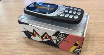 Nokia 3310 วางจำหน่ายในประเทศไทยแล้ว