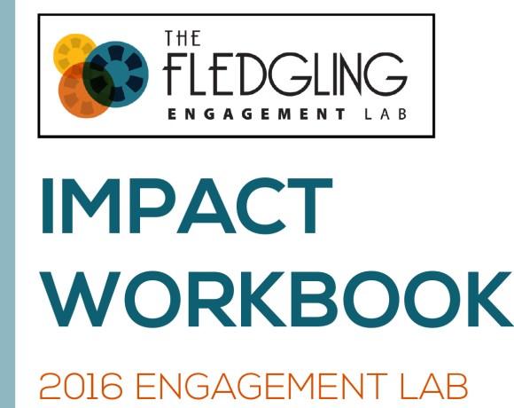 The Fledgling Fund: 2016 Engagement Lab Impact Workbook