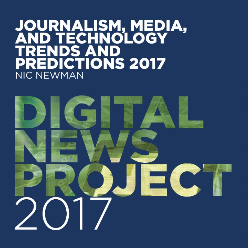 Digital News Project 2017