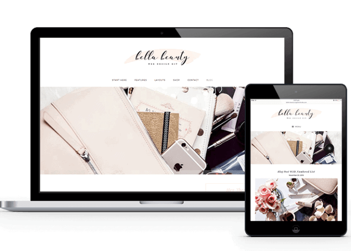 bella-beauty-wordpress-web-design-kit