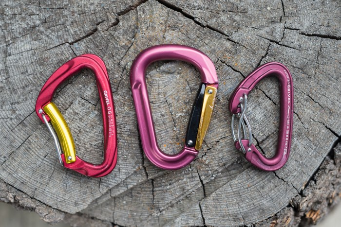 Review Grivel Twin Gate Carabiners The Alpine Start