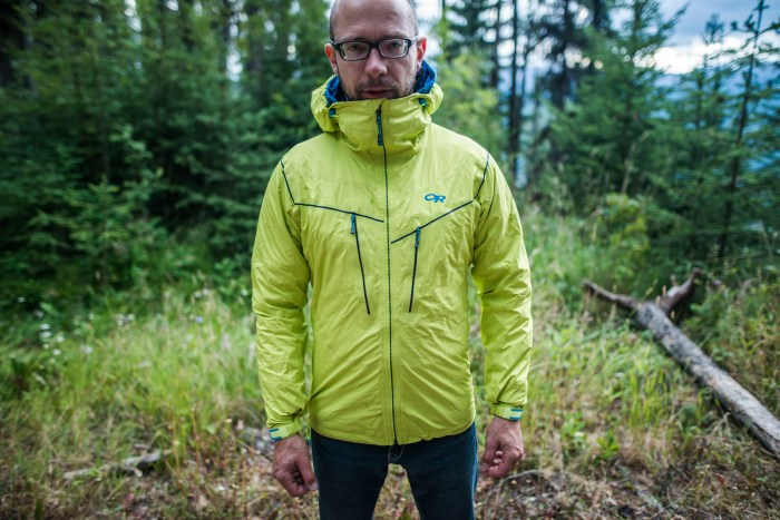 Review Outdoor Research Realm Jacket The Alpine Start