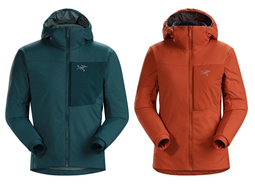 da669fcbf Climaproof Jacket is a warp knit polyester