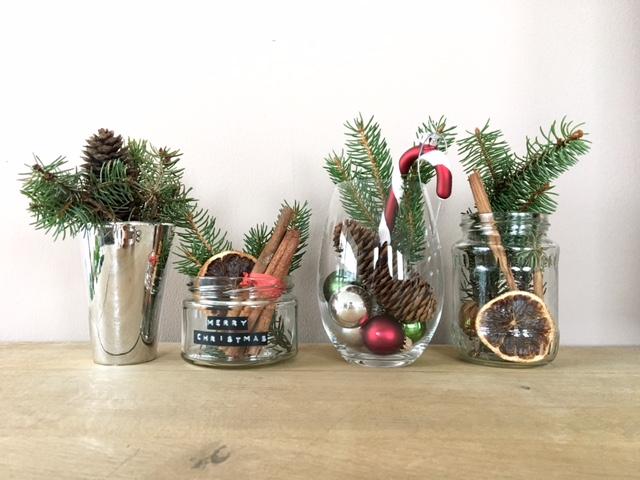 Nachhaltige Weihnachtsdekoration – Green Christmas, Part 1