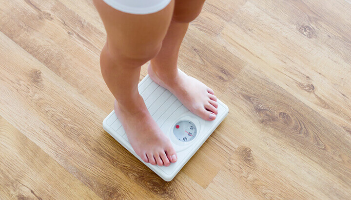 Weight fluctuations could be a sign of a thyroid issue.