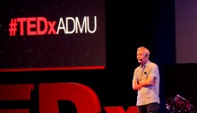 Jim Paredes at TEDxADMU