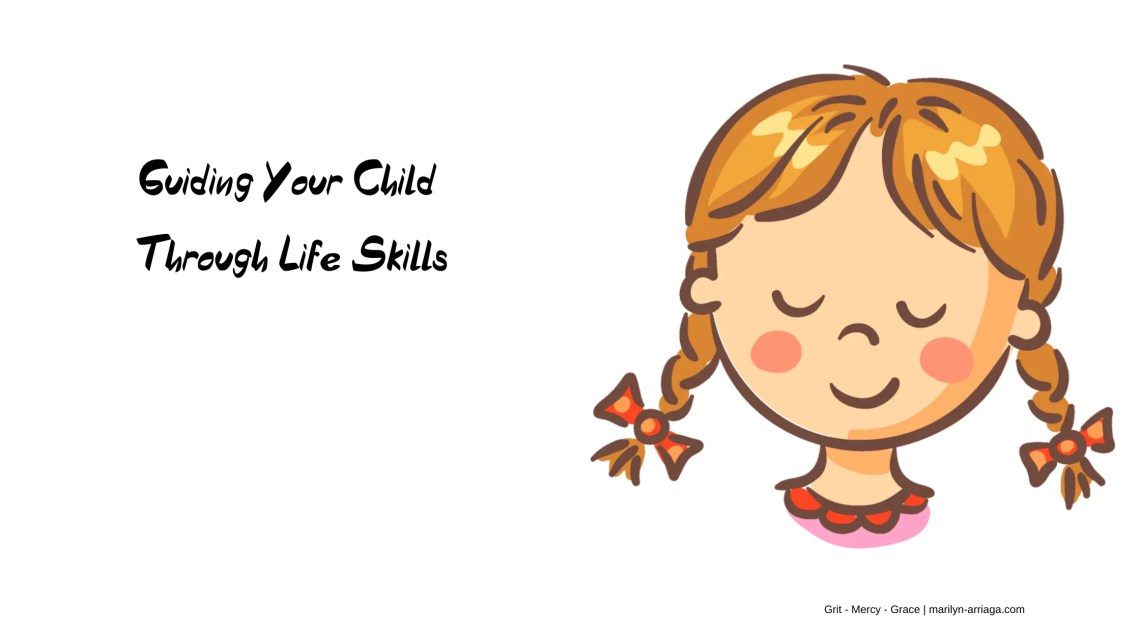 Life Skills Task Cards for Kids Ages 3 to 7 Years Old