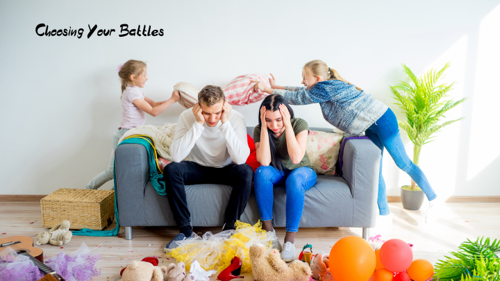 Choosing the Right Battles to Fight For With Your Child