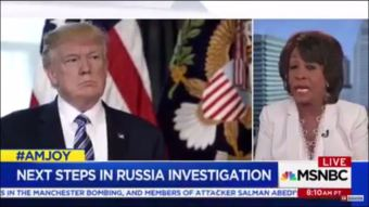 Waters wants impeachment over Trump Russia 'back channeling' - was silent when Obama did it - The American Mirror