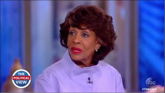 CONFUSION: Maxine Waters says impeach VP 'Putin' after Trump - The American Mirror