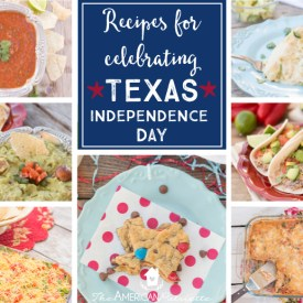 Recipes for Celebrating Texas Independence Day