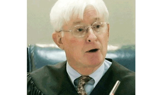 Judge Robert C. Nalley Orders a Defendant Tasered in Court
