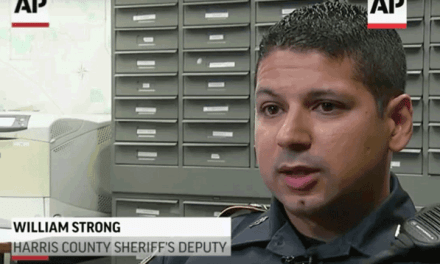 Harris County Deputy William Strong