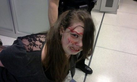 Hannah Cohen, 18, Bloodied BY TSA Agents
