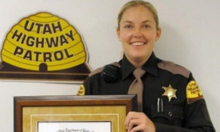 Utah Highway Patrol Officer Lisa Steed
