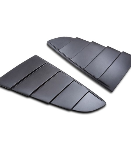 15-17 Mustang Quarter Window Scoops