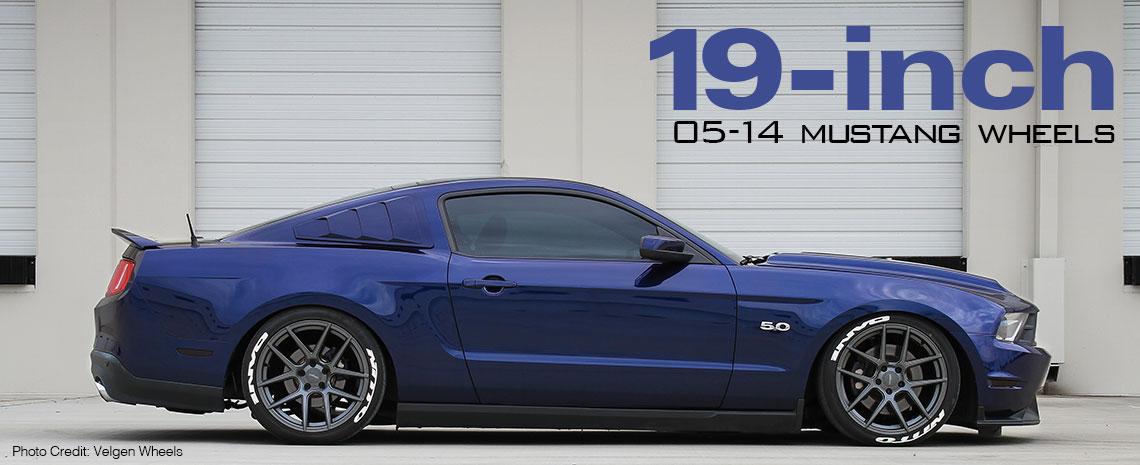 2005 14 Mustang 19 Inch Wheels American Renegade