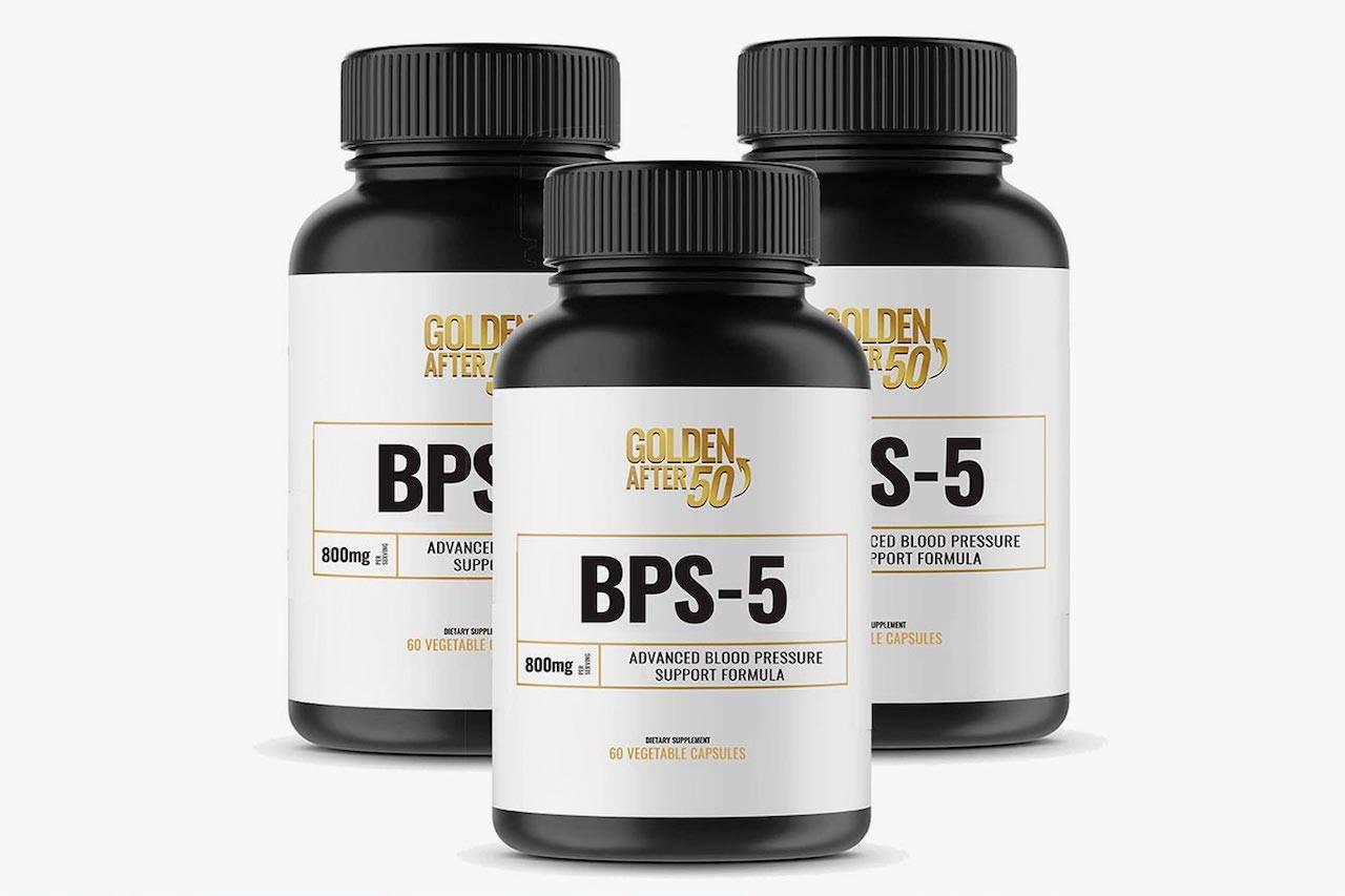Golden After 50 BPS-5