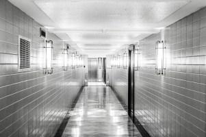 Sterile Hallway
