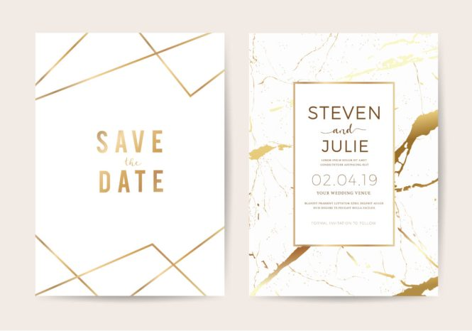 Save The Date Vs Wedding Invitation Everything You Need