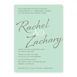 Wedding Rehearsal Invitations Will Give You Extra Ideas To Create Your Own Invitation 4