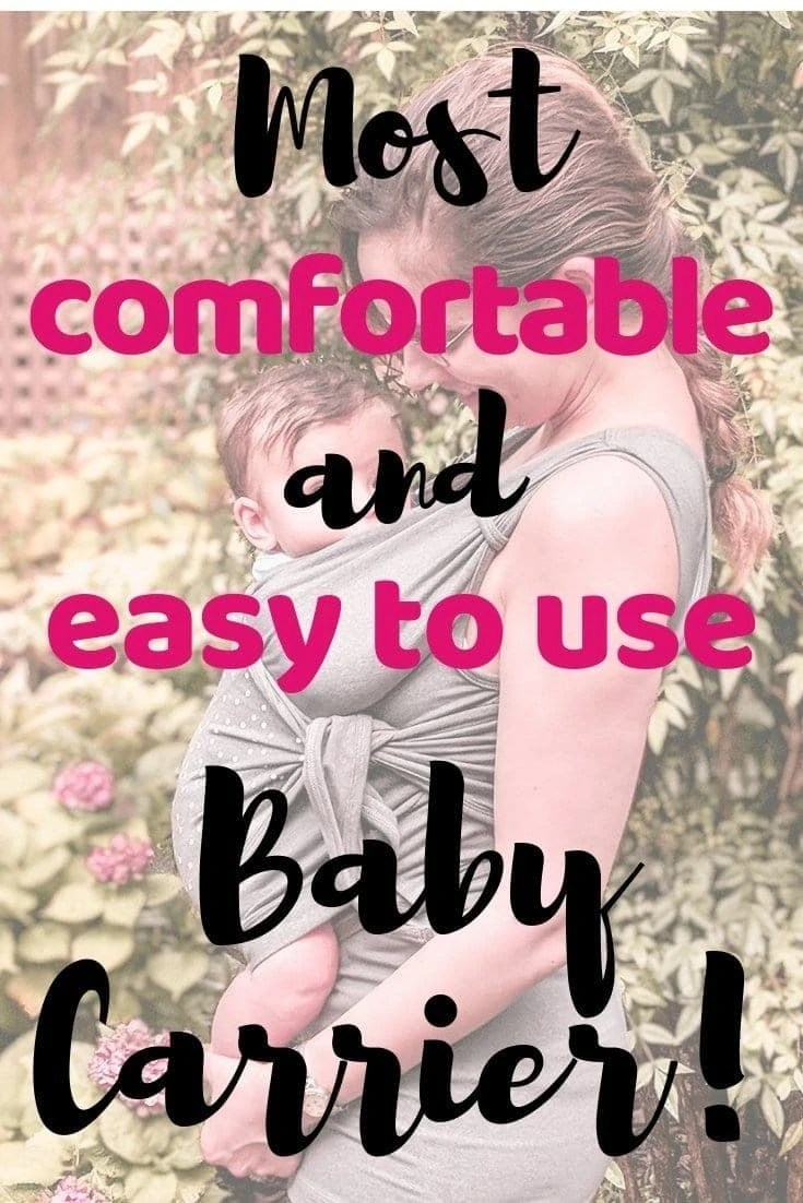 Best baby carrier if you are looking for a comfortable and easy to use baby carrier or wrap! Perfect for your newborn and older baby This post even includes a baby wrap tutorial video and instructions! Plus… see by favorite baby wrap hold and how to do it! //Baby wrap, Baby carrier, Baby wrap tutorial, Baby wrap newborn, Best baby wrap, Baby wrap instructions, Baby wrap holds, Baby k'tan positions, Baby k'tan newborns, Baby k'tan instructions, Baby k'tan wrap, Baby k'tan breeze