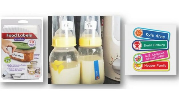 2 HUGE Time Saving Tips for Preparing Daycare bottles! (and a coupon!)