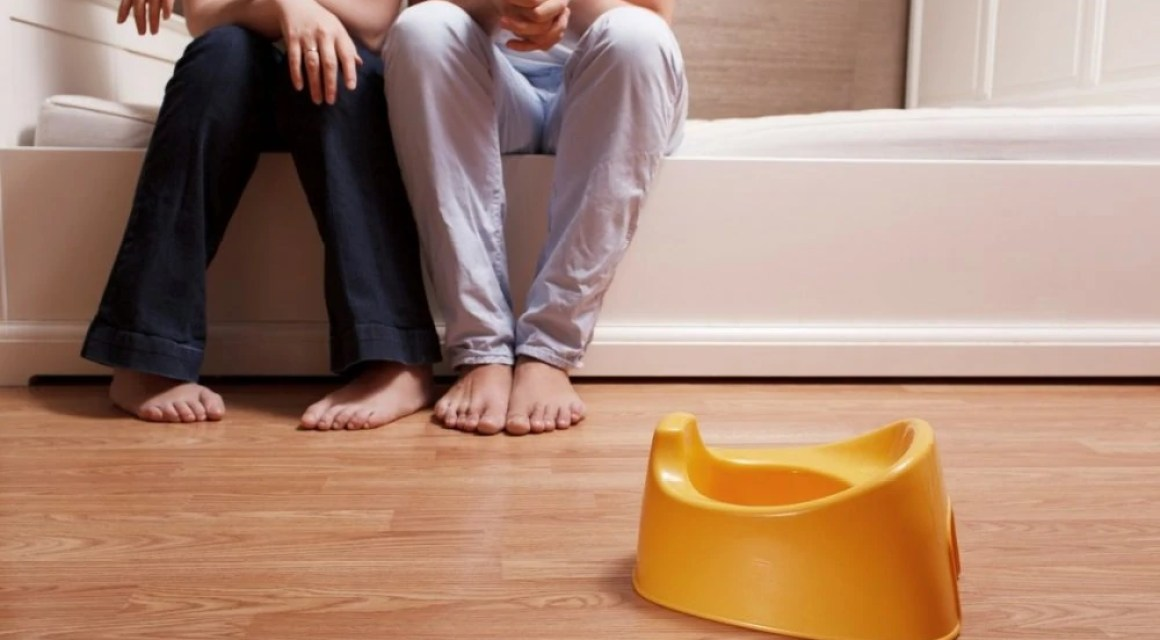 Potty Training Tips For Real Moms
