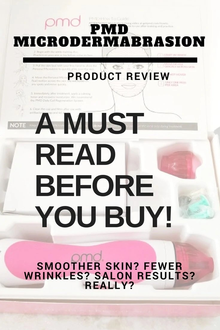 Is smoother skin, fewer winkles anddermatologist quality microdermabrasion really possible from home? Is it really worth the cost? Is it safe? Read this PMD Microdermabrasion product review to find out if it's worth all the hype!