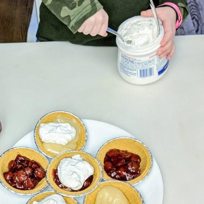 easy dessert recipe for kids to make