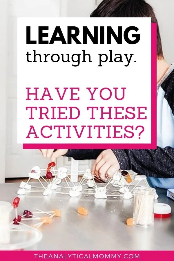 """Fun and easy STEM activities for all ages! The best way to learn about science, technology, engineering and math is to actually """"DO"""" stuff and then learn why and how things work! Learn by doing – always! So, next time you need a fun activity with your kid, try these! STEM activities elementary, STEM activities middle school, STEM activities preschool"""
