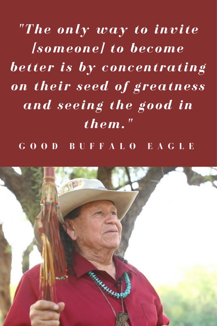 Native American Wisdom: What if, instead of concentrating on the negative, we concentrated on the positive? What if we ignored labels and instead focused on our seeds of greatness? Ezekiel Sanchez, the co-founder of Anasazi Foundation, talks about a different approach to seeing ourselves...