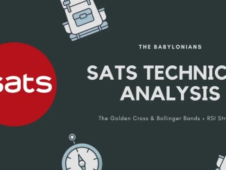 SATS technical analysis