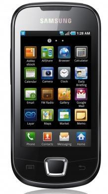 Samsung Galaxy 3 - I5800