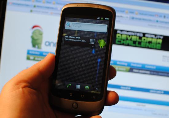 android 2.3 nexus one